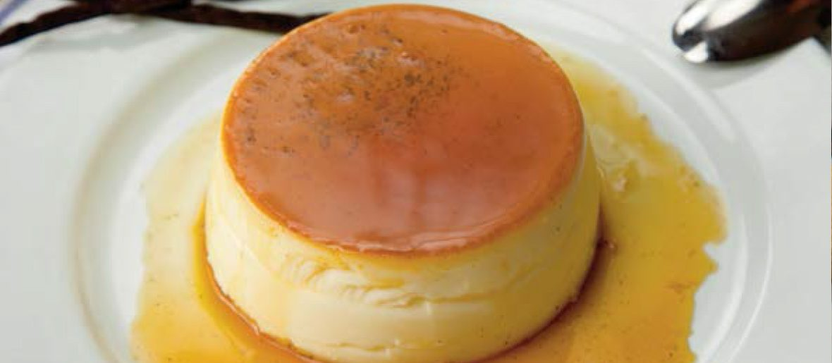 Vraie crème renversée au caramel Fermiers d'Argoat