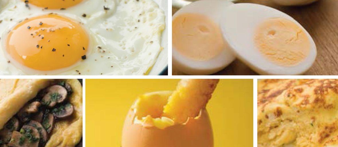 Les œufs cuits Fermiers d'Argoat